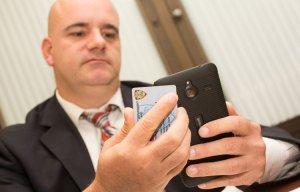Điện thoại chống tội phạm của cảnh sát New York