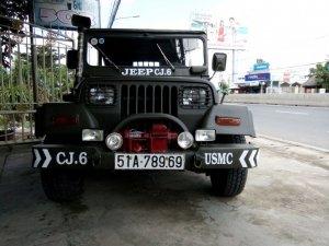 jeep bầu đả thay máy TOYOTA 2Y,