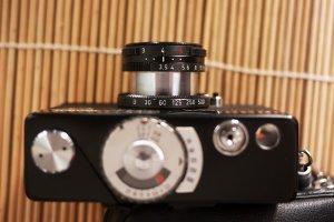 Bán máy Film Rangefinder Rollei B35