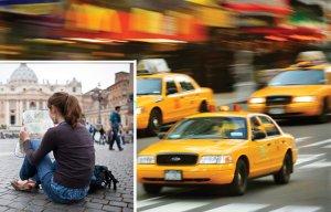 5 sai lầm khi lần đầu du lịch ở một thành phố