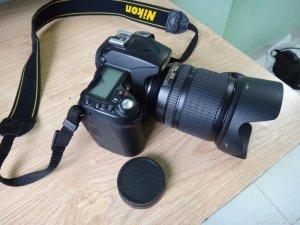 Nikon D90 + Kit 18-105VR cả bộ hình thức khá mọi chức năng hoàn hảo