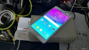 Note 4 2 sim trắng n9100 như mới 99,9%, hàng xách tay