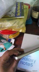 Note 5 gold, chính hãng samsung việt nam, full box