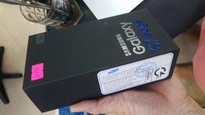 GALAXY S7 EDGE SILVER--mới 100% nguyên seal box hàng SSVN