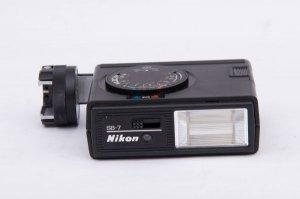 Máy Nikon F2 + Lens 50mm f1:1.4 + Đèn flash