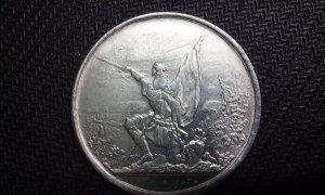 Đồng tiền Thuỵ Sỹ 1874