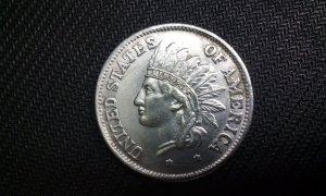 Đồng 1 dollar 1851