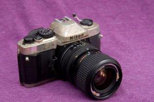 nikon FM 10+lens 35-70
