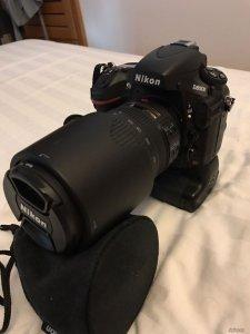 Ra đi em Nikon D800e body