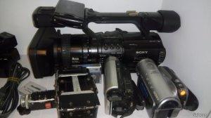 Thanh lý dàn máy quay phim dịch vụ