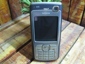 Nokia N70 Like New