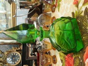 Bình đựng rượu phale xanh châu Âu