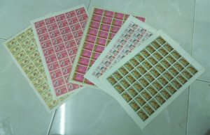 bán 5 tấm tem vnch giá 350k
