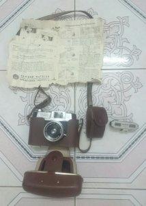 Cần tìm chủ mới sưu tập máy ảnh cổ Watameter Halina 35X Super - Năm SX: 1959 - LH: 0966805690