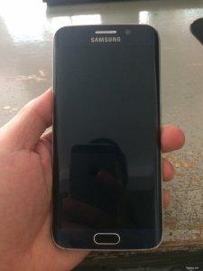 Bán samsung galaxy s6 edge 32g xanh đen hàng USA zin 100%.