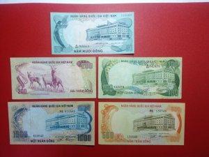 Bộ tiền hình thú năm 1972