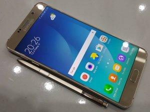 Bán/ Đổi Samsung Galaxy Note 5 N920C 32GB gold công ty SSVN 05/2017