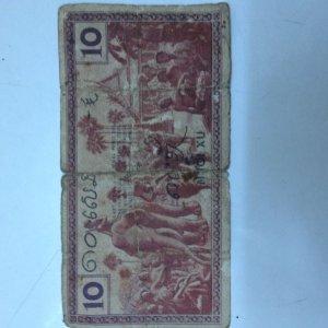Bán tờ 10 cents