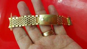 Giao lưu 2 dây seamaster bọc vàng