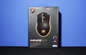 Đánh giá chuột chơi game Cougar Minos X3