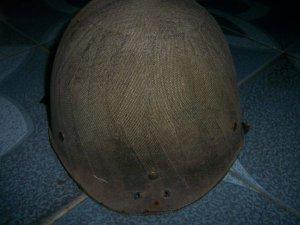 Nón sắt lính dù (zin)