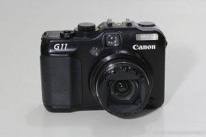 Bán Canon G11 máy đẹp made in Japan đầy đủ hộp
