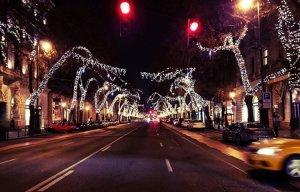 Không khí Giáng sinh đã tràn ngập trên đường phố Tây (P.3)