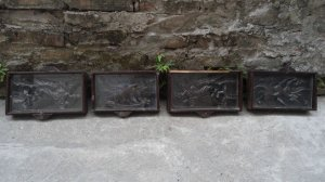 Bộ 4 hộp sơn thếp