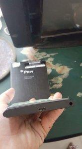 Blackberry priv, hàng công ty việt nam, đẹp 99,9%