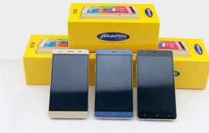 Smartphone Bavapen B525 màn hình cứng, thiết kế đẹp, cấu hình tốt trong tầm giá