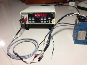 Nguồn + - 12 volt hàng của Pháp