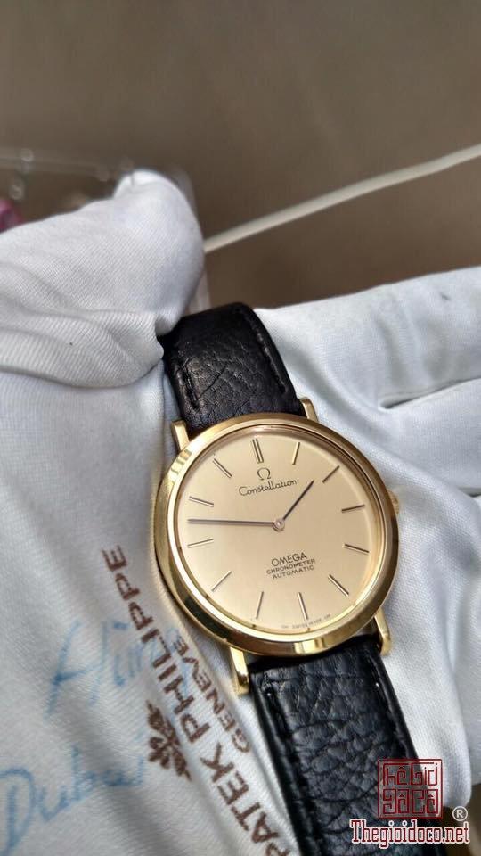Đồng hồ Omega contellslation, Vàng đúc 18k (1).jpg