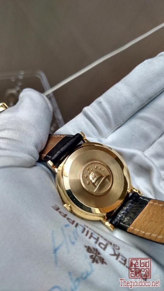 Đồng hồ Omega contellslation, Vàng đúc 18k (3).jpg