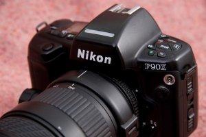 máy ảnh khủng F90x + lens 70-210 1:2.8 Sigma