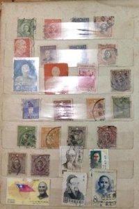 Album tem gồm 200 tem ( trung quốc, đài loan , hongkong)