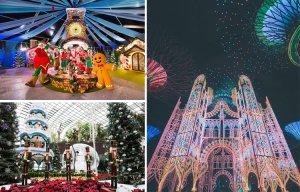 Những điểm săn ảnh Giáng sinh ấn tượng tại Singapore