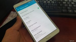 Samsung Galaxy Note 3 N900 (Like New 99% )