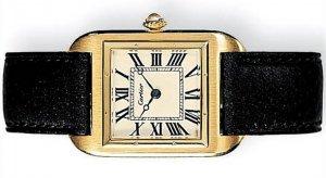 Lịch sử dòng đồng hồ Phi công phần I: Cartier Santos 1904