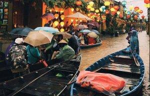 6 thành phố đáng đi du lịch nhất vào mùa mưa?