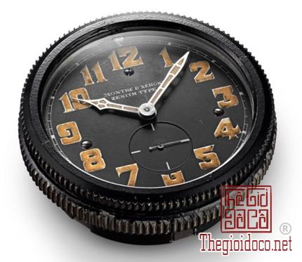 Lịch sử dòng đồng hồ Phi công Phần II Zenith Montre d'Aéronef Type 20 (1).png