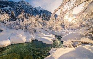Những điểm đến phủ tuyết đẹp như cổ tích vào mùa đông (P.1)