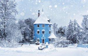 Những điểm đến phủ tuyết đẹp như cổ tích vào mùa đông (P.2)
