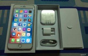 iPhone 6 Plus 64Gb Gold Quốc Tế Mỹ Zin 100% máy đẹp 99 Fullbox