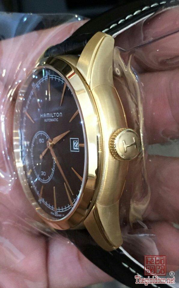 Đồng hồ Hamilton mạ vàng Hồng (4).jpg