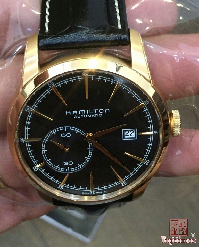 Đồng hồ Hamilton mạ vàng Hồng (6).jpg