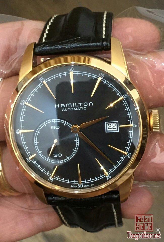 Đồng hồ Hamilton mạ vàng Hồng (7).jpg