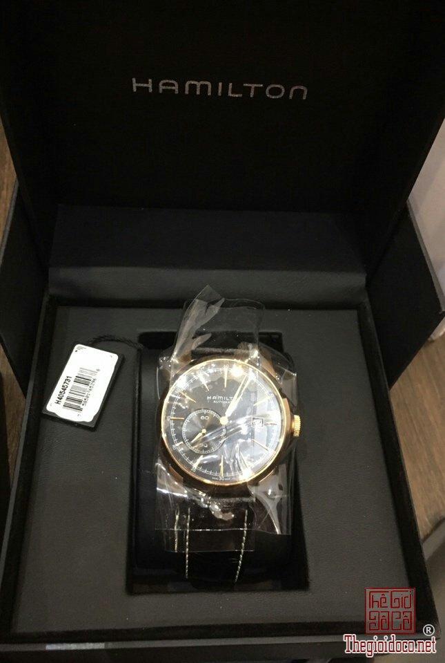 Đồng hồ Hamilton mạ vàng Hồng (8).jpg
