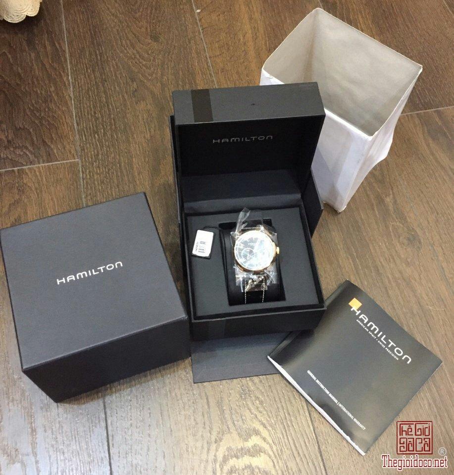 Đồng hồ Hamilton mạ vàng Hồng (9).jpg