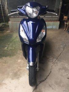 Honda Vision Màu Xanh 2015