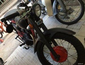 Cần bán motor TMX 155cc cổ, cực hiếm tại Việt Nam!